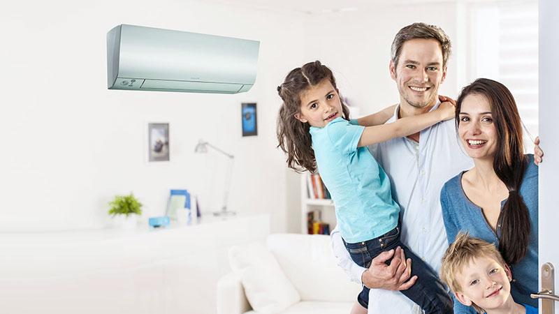Climatizzatori daikin sunservice for Climatizzatori classe energetica a